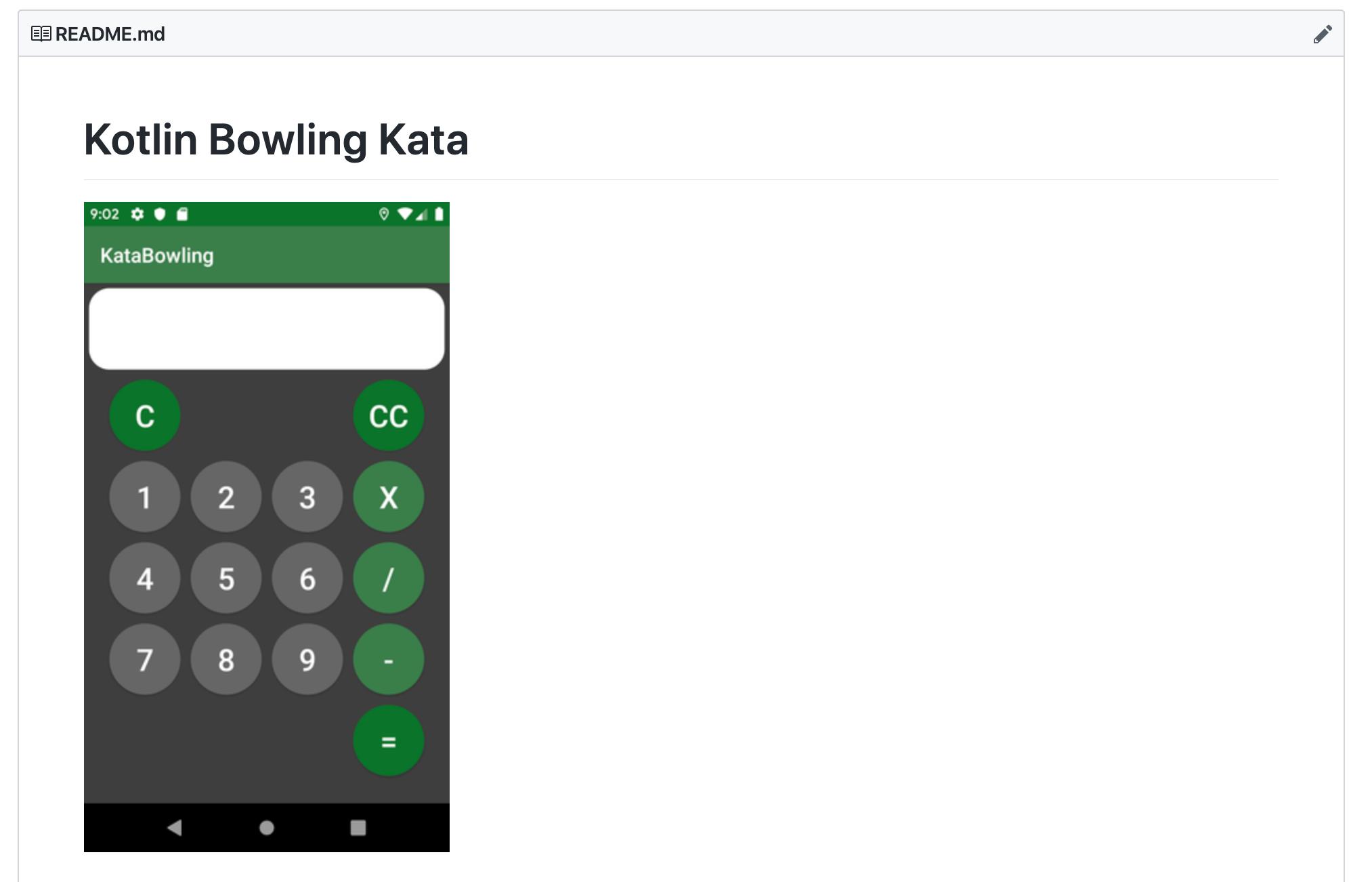 Kata – Bowling – Kotlin